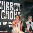 Cheech Marin and Tommy Chong — Lizenzfreies Foto