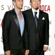 Marc Jacobs & Takashi Murakami — Stock Photo