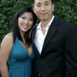 James Kyson Lee and Guest - Stock Photo