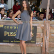 "Pia Mia ""Puss In Boots"" Los Angeles Premiere Sharon Leal — Stock Photo"
