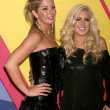 Heidi Montag &amp; Sister - Stock Photo