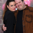 Katherine Tokarz, Eric Stonestreet - Stock Photo