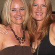 Sharon Case &amp; Michelle Stafford - Stock Photo