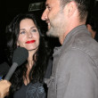 Courteney Cox and David Arquette - Stock Photo