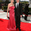 Anna Gunn &amp; Bryan Cranston - Stock Photo