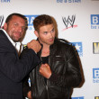 Triple H, Kellan Lutz - Stock Photo