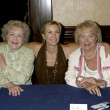 Betty White, Katherine Kelly Lang, and Lee Bell - Stock Photo