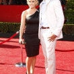 Kendra Wilkinson & Hank Baskett — Stock Photo