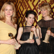 Laura Linney, Sally Hawkins, & Laura Dern  — Stock Photo