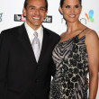 Antonio R. Villaraigosa, Lu Parker - Stock Photo