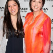 (l)Stepfanie Kramer & (r) Daughter Lily Claire Richards - Stock Photo