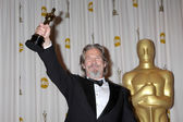 Jeff Bridges, Winner, Best Actor — Stock Photo