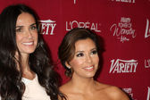 Demi Moore, Eva Longoria — Stock Photo