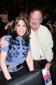 Kate Linder & Husband Ron Linder — Stock Photo