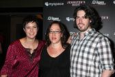 Diablo Cody, Karyn Kusama, & Jason Reitman — Stock Photo