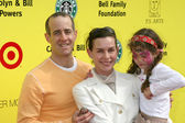 Embeth Davitz & Family — Stok fotoğraf