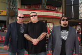 Pawn Stars (order not identified but includes Corey Harrison, Richard Harri — Stock Photo