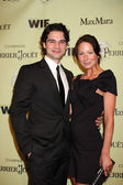 Steven Strait & Lynn Collins — Stock Photo