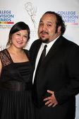 Sandra Equihua & Jorge Guiterrez — Stock Photo