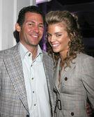 Gavin B. Cristina & Annalynn Mccord — Fotografia Stock