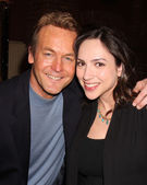 Doug Davidson, Eden Riegel — Stock Photo
