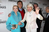 Anne Jeffreys, Carol Channing — Stock Photo