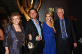 Marnie Schulenburg & Family — Stock Photo