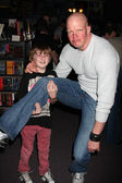 Caleb Guss (Young Jason 2009) & Derek Mears (Jason 2009) — Photo
