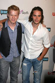Jesse Plemons, Taylor Kitsch — Stock Photo