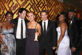 True Blood Cast — Stock Photo