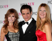 Tracey Bregman, Christian LeBlanc & Michelle Stafford — Stock Photo
