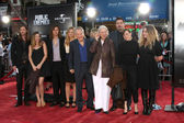 Michael Mann & Family — Foto de Stock