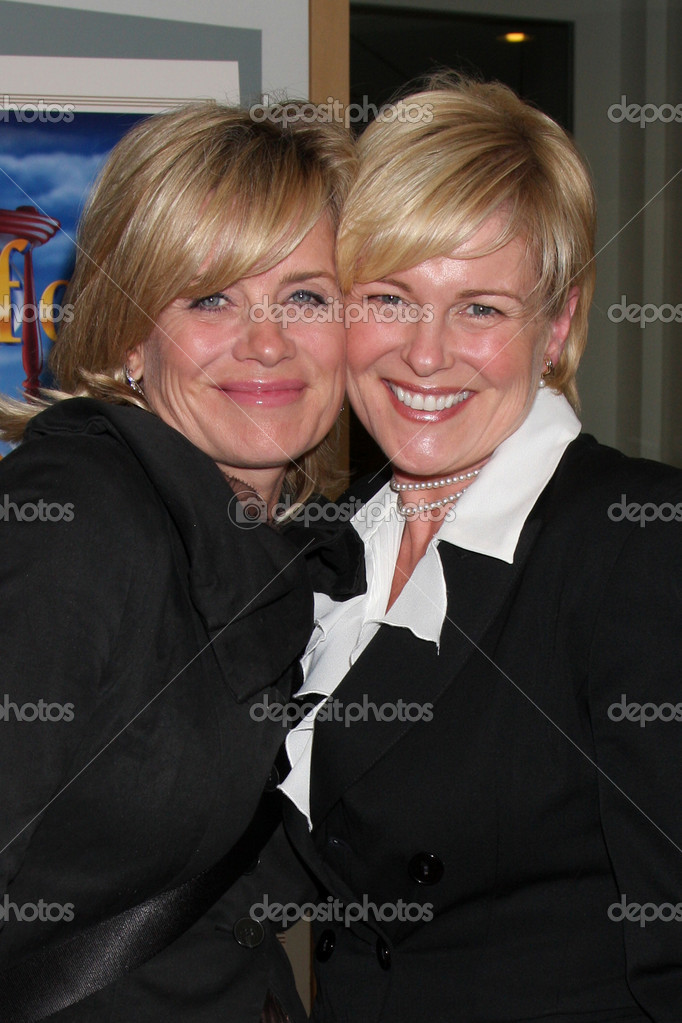 Mary Beth Evans and judi evans