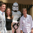 Постер, плакат: Matt Lanter Catherine Taber and James Arnold Taylor