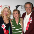 Molly McCook, Laurette Spang McCook, John McCook - Stock Photo