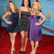 Cheetah Girls: Adrienne Bailon, Kiely Williams, Sabrina Bryan — Stock Photo