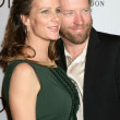 Постер, плакат: Rachel Griffiths & Husband