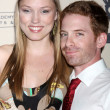 Clare Grant & Seth Green - Stock Photo