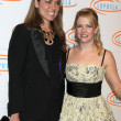 Natalie Coughlin, Melissa Joan Hart - Stock Photo
