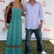 Vanessa Minnillo & Nick Lachey - Stock Photo