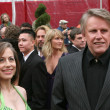 Gary Busey, Vicky Roberts — Stock Photo