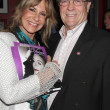 Jess Walton , John James (Husband) — Stockfoto