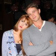 Yvonne Zima and Wilson Bethel - Stock Photo