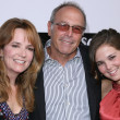 Lea Thompson and Howard Deutch — Stock Photo