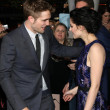 Robert Pattinson, Kristen Stewart — Stock Photo #13024681