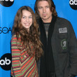 Miley &amp; Billy Ray Cyrus - Zdjcie stockowe