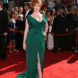 Christina Hendricks — ストック写真