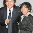 Постер, плакат: Masi Oka and Noah Gray Cabey