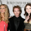 Sarah Michelle Gellar & Seth Green, Michelle Trachtenberg — Stock Photo