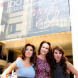Eva Longoria Parker, Andie MacDowell, Kate del Castillo — Stock Photo